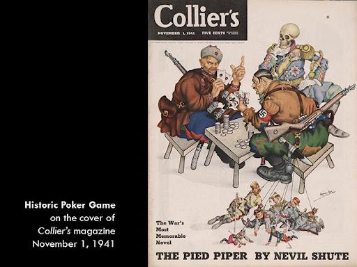 Szyk poker game