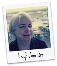 Los Angeles Leigh Ann Orr_polariod