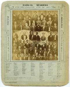 Reconstruction image Black legislators