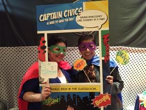 Civic Superheroes at CCSS2016