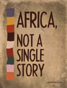 Africa-not-a-single-story-poster