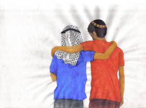 Jewish Muslim Image