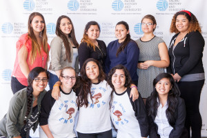 AMA Students at Upstander Awards