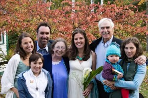 Annie and Family
