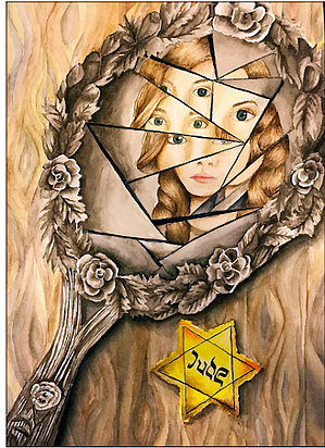 Night of the Broken Glass and Broken Hearts by Ashlyn Elggren, Grade 11