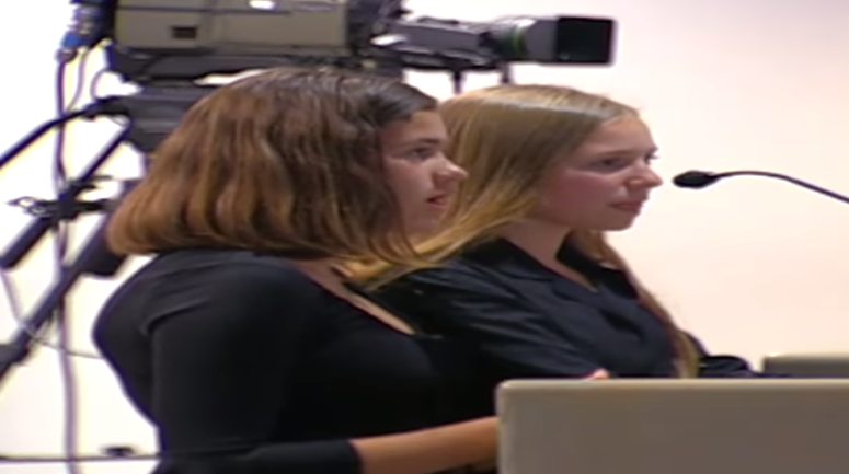 Students speak at SMMUSD Board Meeting